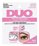 ARDELL DUO Lash Adhesive Dark, Dunkler Wimpernkleber, neue Version, das Original für perfekten Halt von künstlichen Wimpern, 7g