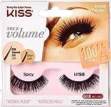 KISS KISS Wimpernband True Volume - Ritzy, 1er Pack(1 x 2 Stück)