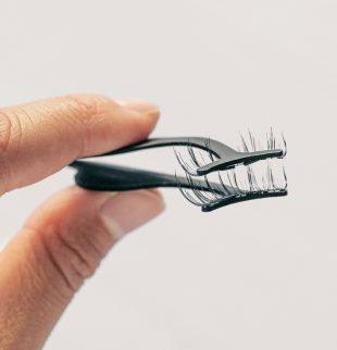 Magnetische Wimpern Magnet Wimpernkranz