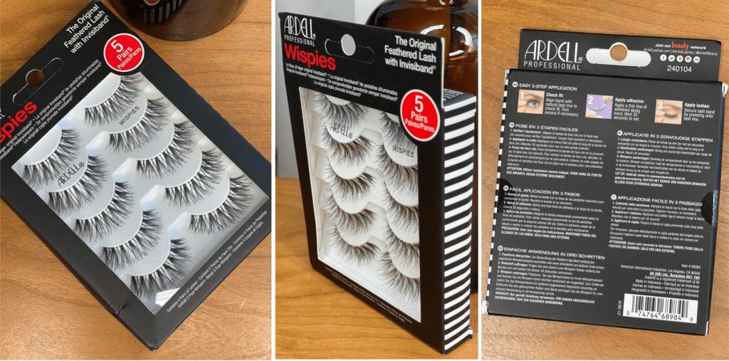 Im Ardell Wimpern Vergleich sind für jeden die passenden Lashes dabei. Sowohl natürliche als auch super voluminöse Wimpern stehen Dir zur Auswahl.
