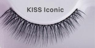 Kiss Wimpern Looks so natural Iconic sind der Variante Shy sehr ähnlich.