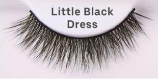 Mit Kiss Wimpern Couture Little Black Dress bekommst Du ausdrucksstarke Lashes.