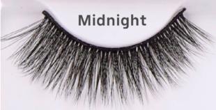 Kiss Wimpern Lash Couture Midnight sorgen für einen dramatischen Augenaufschlag.