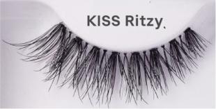 Die Kiss Wimpern True Volume Ritzy bestechen durch ihr Volumen.