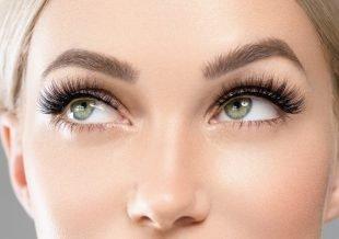 Magnetischer Eyeliner Anwendung