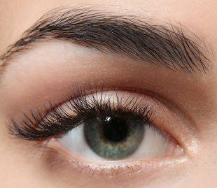 Augenbrauen und Wimpern selber färben, funktioniert zu Hause ganz einfach.