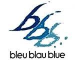 bleu blau blue