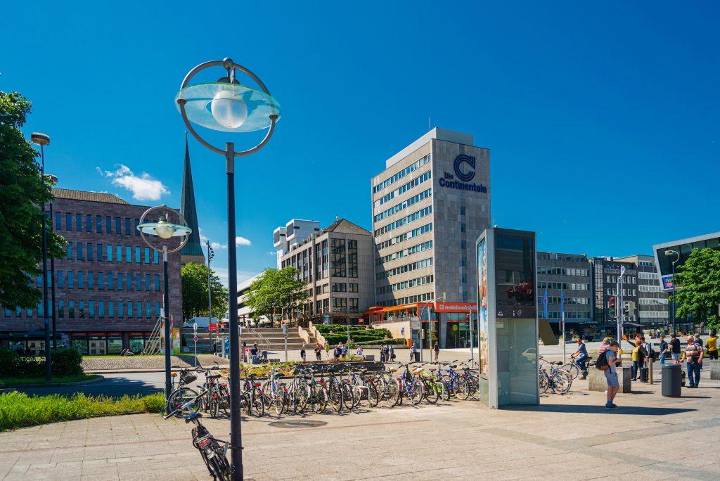 Wimpernverlängerung Dortmund
