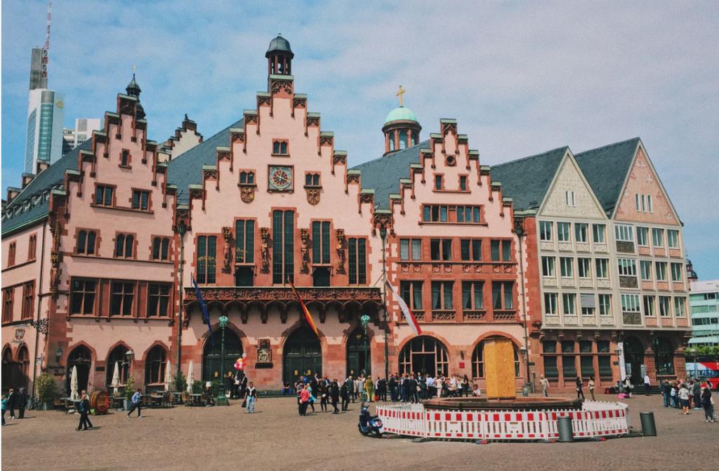 Wimpernverlängerung Frankfurt