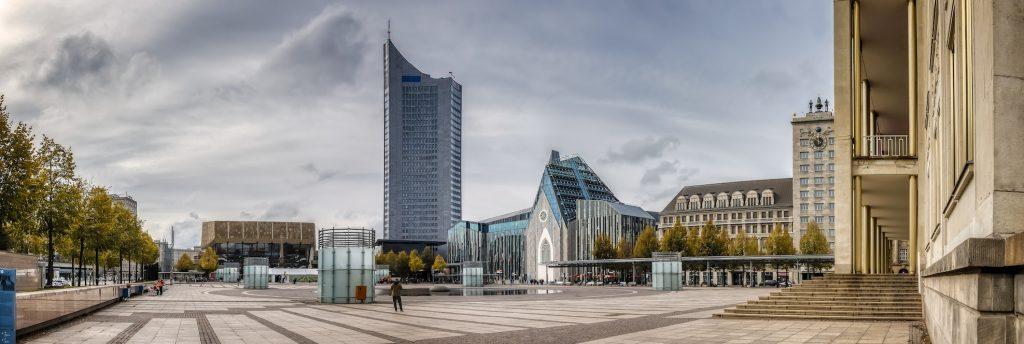 Wimpernverlängerung Leipzig