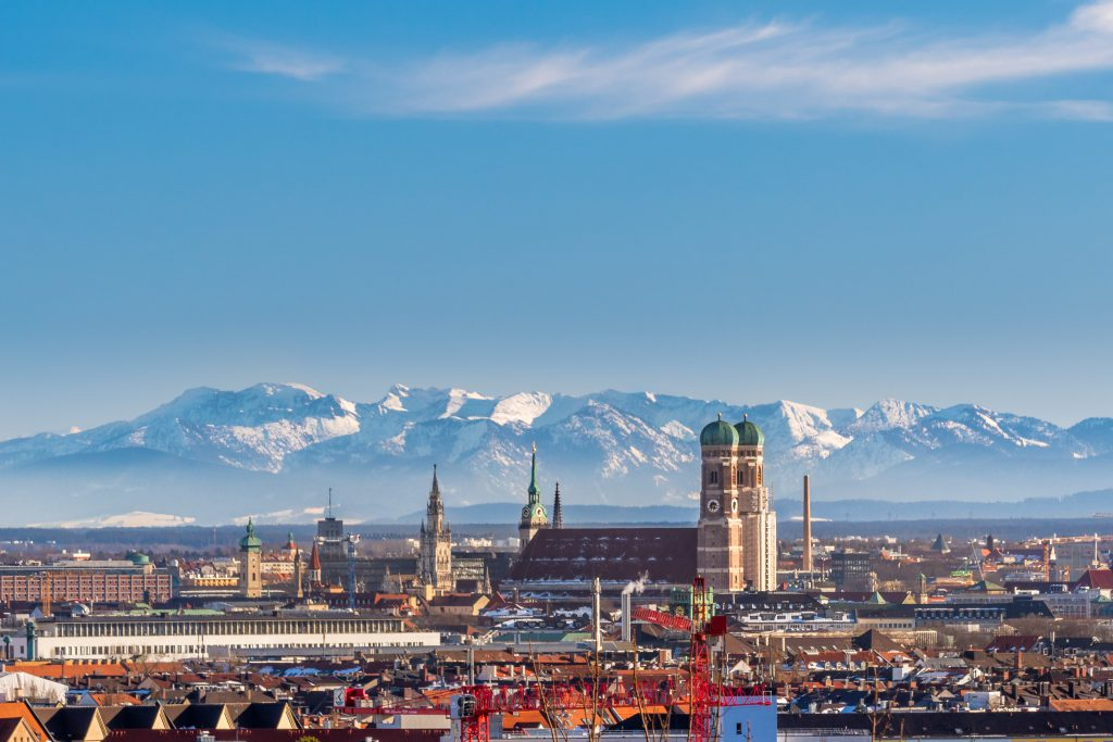 Wimpernverlängerung München